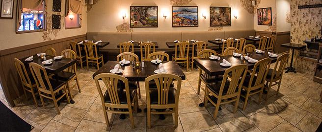 Renowned Italian Restaurant